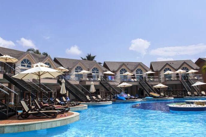 LONG BEACH RESORT 5* - почивка в хотел на ниски цени