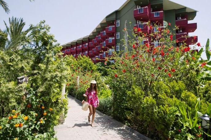 AYDINBEY GOLD DREAMS 5* - почивка в хотел