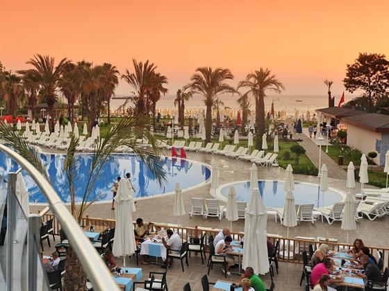 ANNABELLA DIAMOND SPA 5* - почивка в хотел
