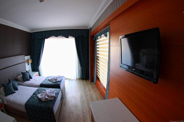 MEHTAP BEACH HOTEL 2+* - почивка в хотел на ниски цени