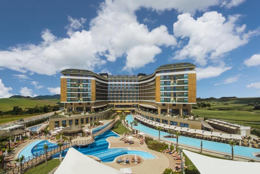 ASKA LARA RESORT & SPA 5* - почивка в хотел
