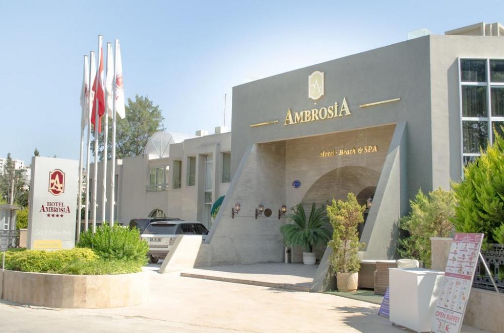 AMBROSIA 4* - почивка в хотел