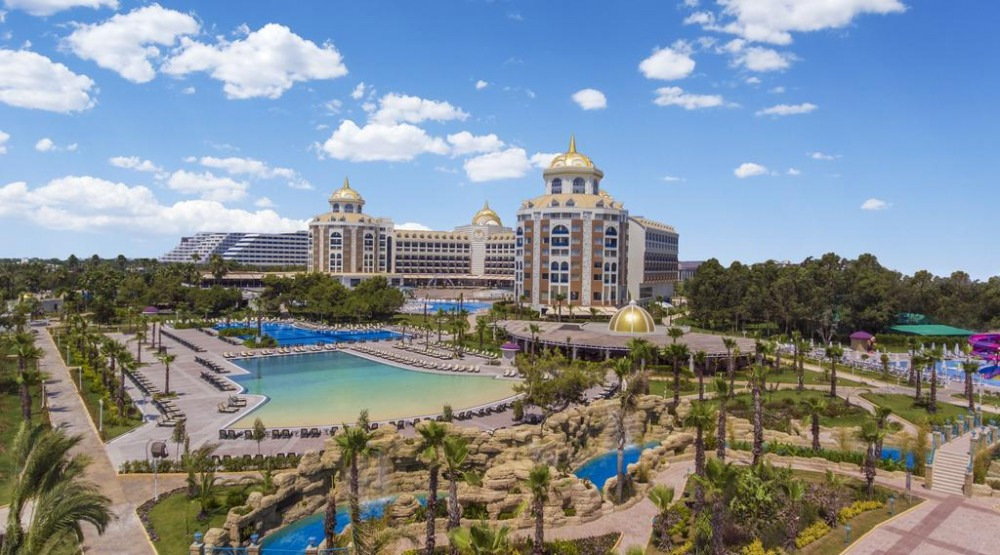 DELPHIN BE GRAND RESORT 5* - почивка в хотел