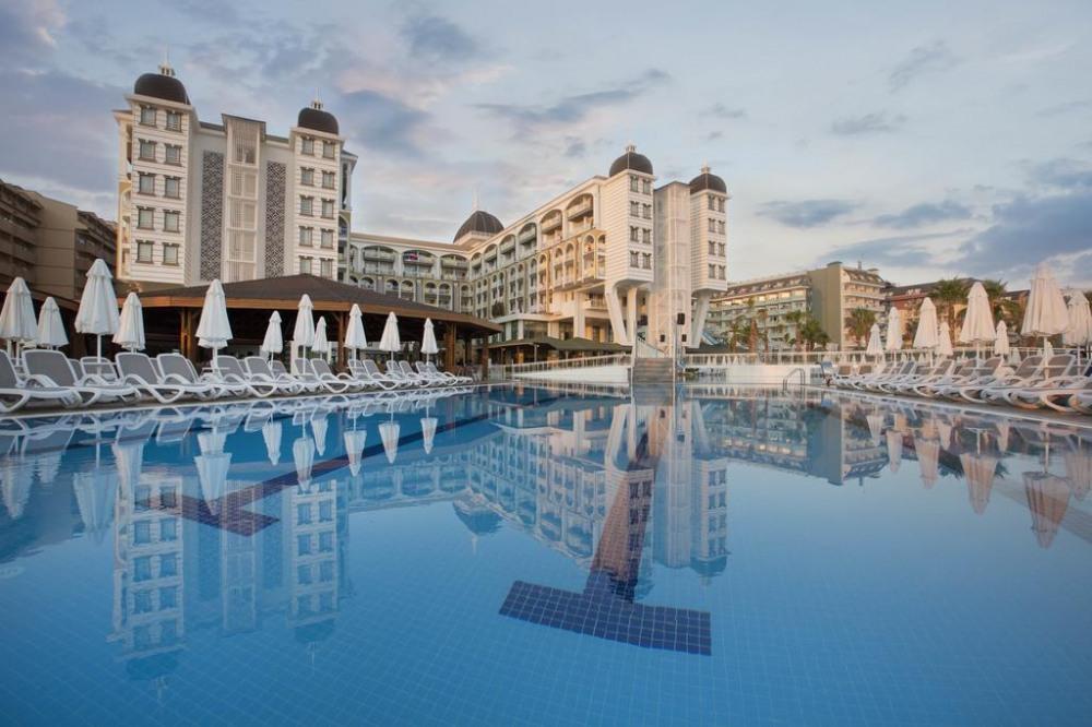 KIRMAN HOTELS SIDERA LUXURY & SPA5* - евтини екскурзии