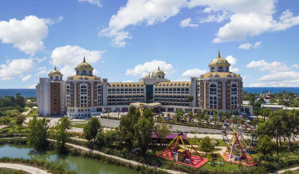 DELPHIN BE GRAND RESORT 5* - промоция за почивка в хотел