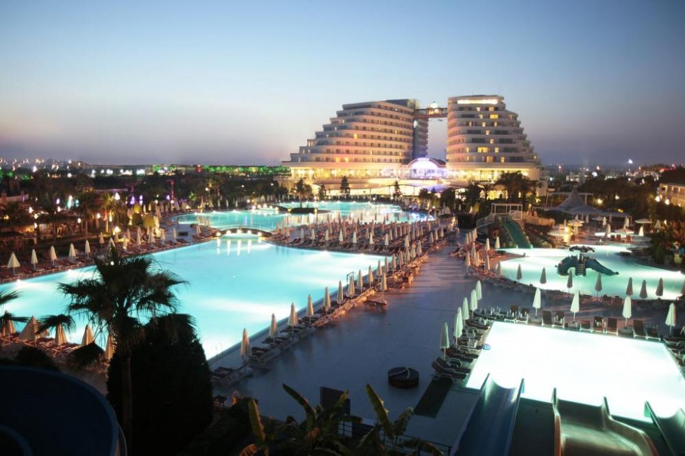 MIRACLE RESORT HOTEL 5* - почивка в хотел на ниски цени