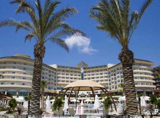 SAPHIR RESORT & SPA 5* - екзотични екскурзии и почивки в хотел