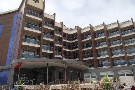 MEHTAP BEACH HOTEL 2+* - екзотични екскурзии и почивки в хотел