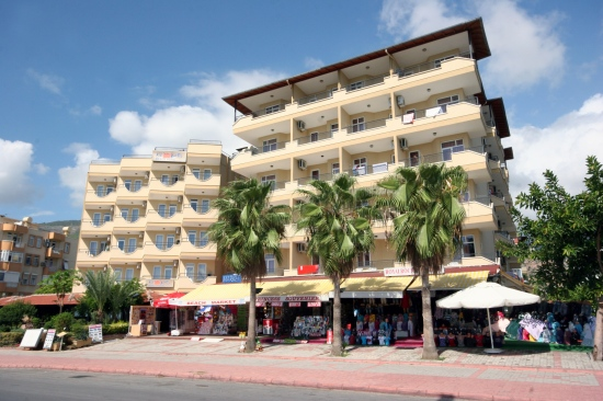 KLEOPATRA BEACH 4* - екзотични екскурзии и почивки в хотел