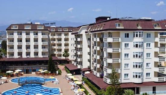 TITAN GARDEN HOTEL - 4* - екзотични екскурзии и почивки в хотел