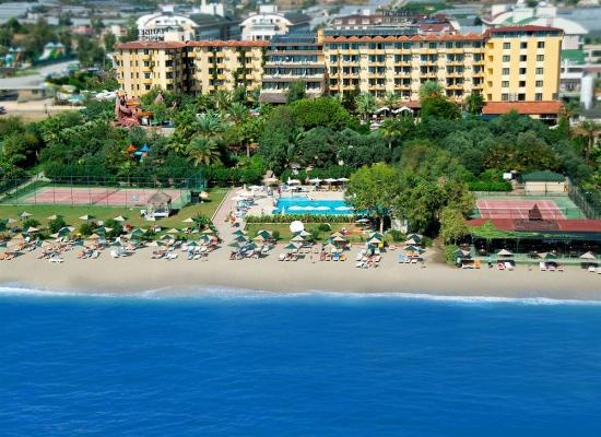 MC. MAHBERI BEACH 3 +* - екзотични екскурзии и почивки в хотел