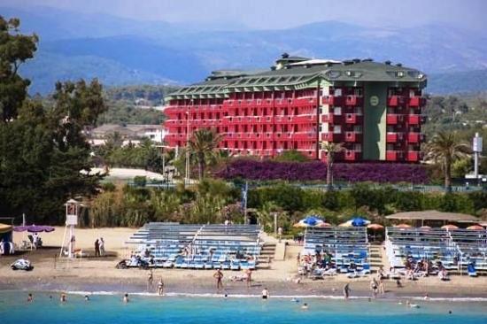 AYDINBEY GOLD DREAMS 5* - екзотични екскурзии и почивки в хотел