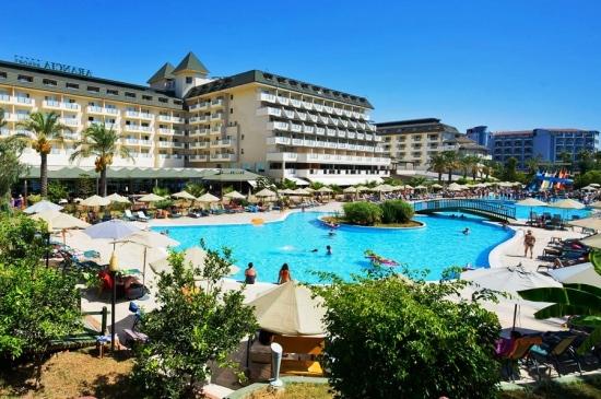 MC. ARANCIA RESORT 4 +* - екзотични екскурзии и почивки в хотел