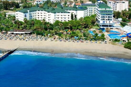 MC PARK RESORT HOTEL & SPA 4 +* - екзотични екскурзии и почивки в хотел