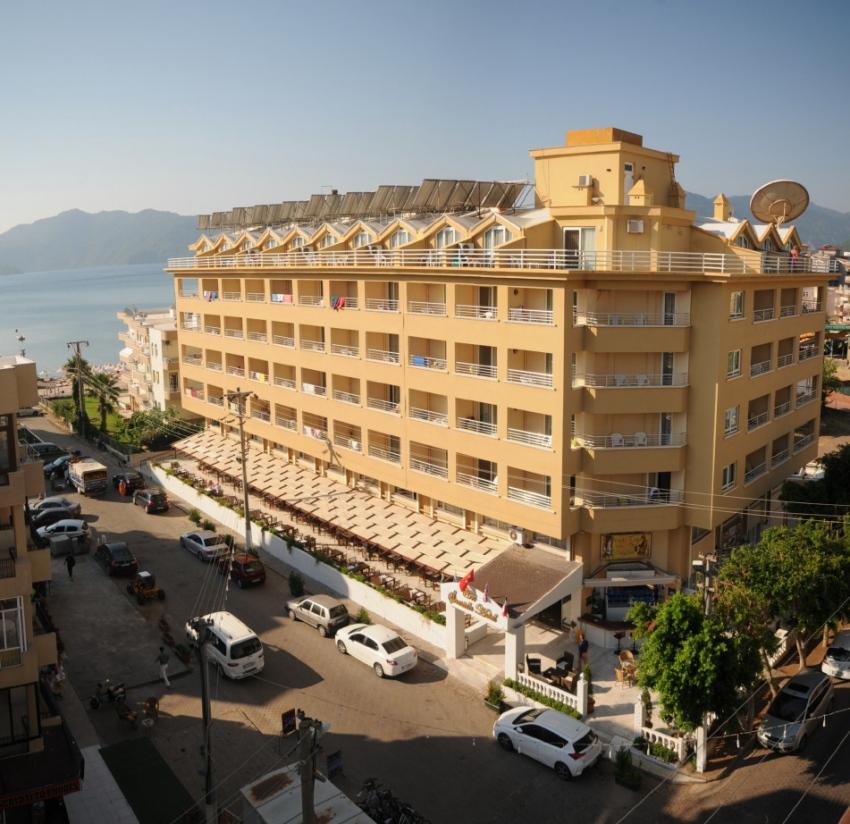 MERT SEASIDE 2+* - екзотични екскурзии и почивки в хотел