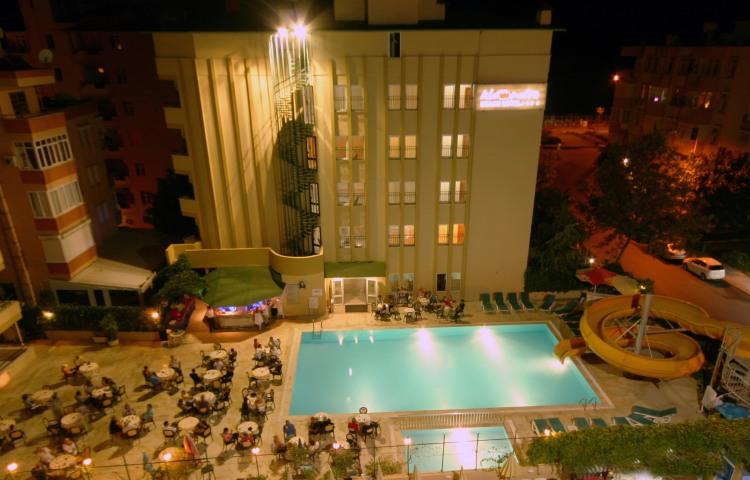 KLEOPATRA BEACH 4* - почивка в хотел на ниски цени