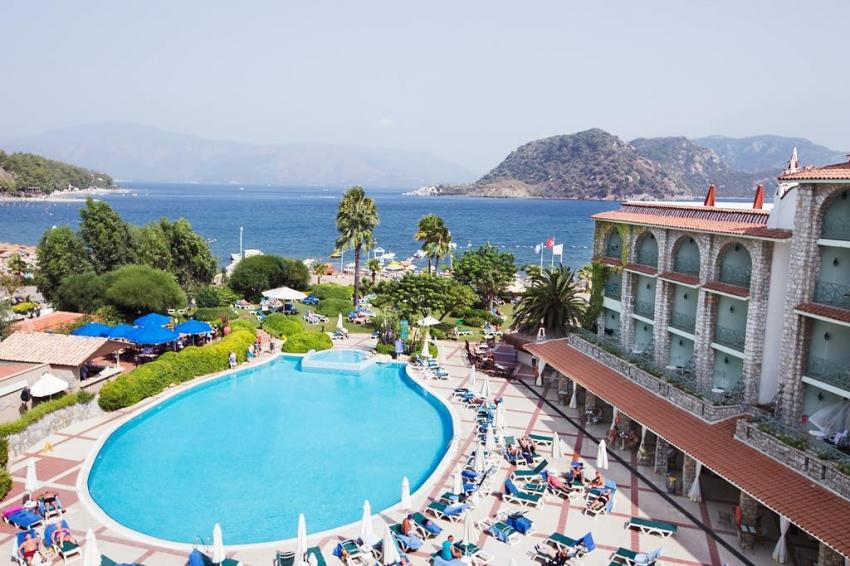 MARTI LA PERLA 4* - екзотични екскурзии и почивки в хотел