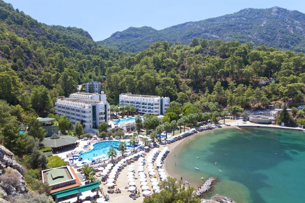 TURUNC RESORT HOTEL 5* - екзотични екскурзии и почивки в хотел