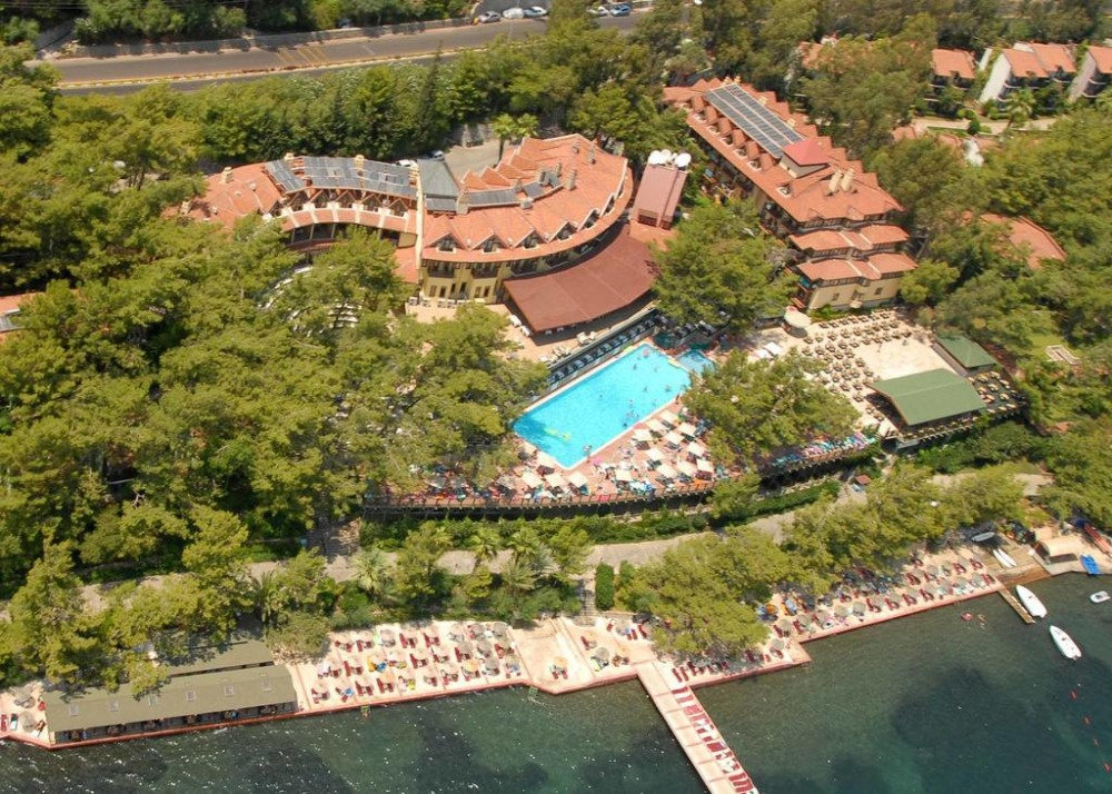 MARMARIS PARK 4* - екзотични екскурзии и почивки в хотел