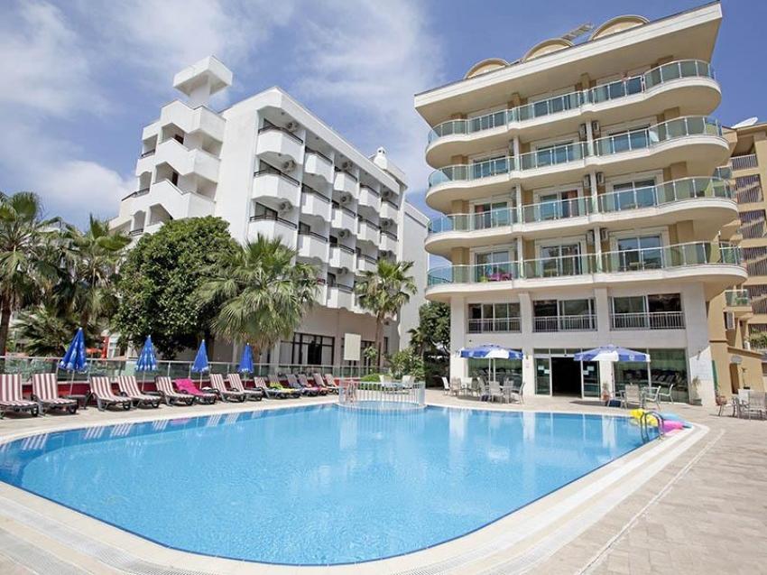 ALKAN HOTEL 3* - екзотични екскурзии и почивки в хотел