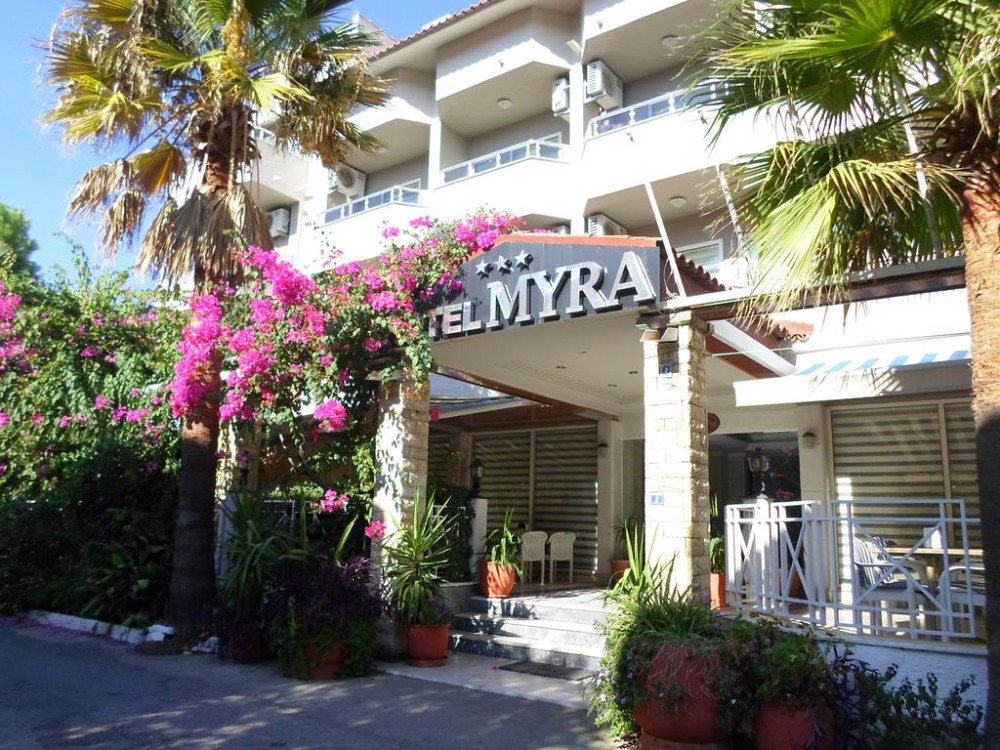 MYRA HOTEL 3* - екзотични екскурзии и почивки в хотел