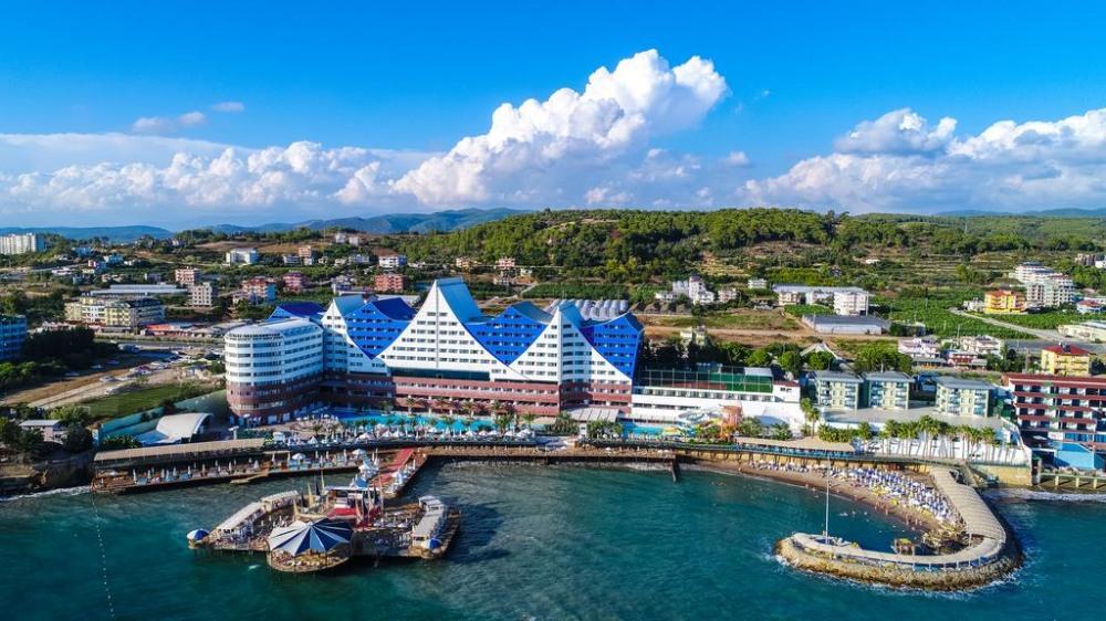 ORANGE COUNTY ALANYA 5* - екзотични екскурзии и почивки в хотел
