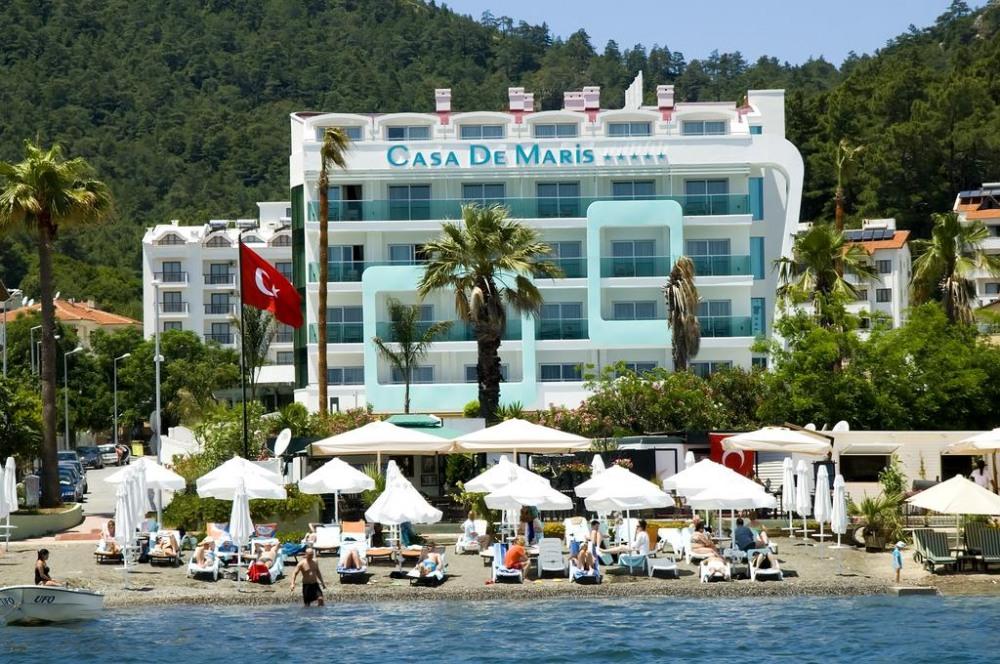 CASA DE MARIS RESORT & SPA 5* - екзотични екскурзии и почивки в хотел