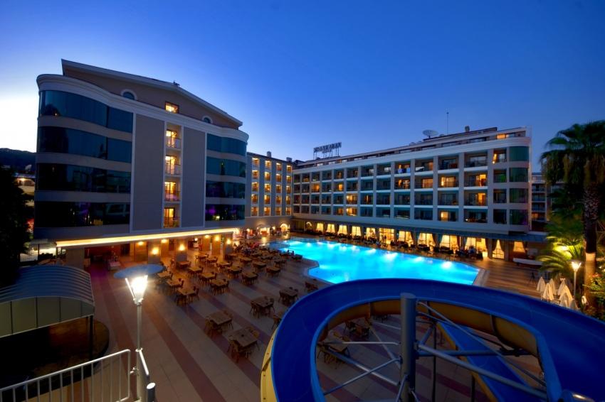 PASA BEACH HOTEL 4* - екзотични екскурзии и почивки в хотел