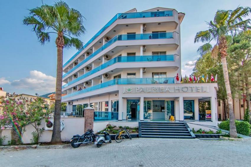 PALMEA HOTEL 4 * - екзотични екскурзии и почивки в хотел