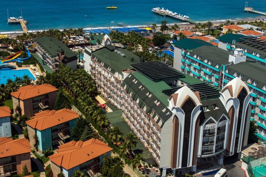 GALERI RESORT 5* - екзотични екскурзии и почивки в хотел