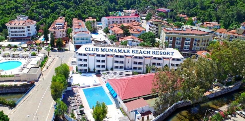 CLUB MUNAMAR BEACH RESORT 3+* - екзотични екскурзии и почивки в хотел