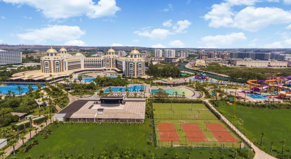 DELPHIN BE GRAND RESORT 5* - екзотични екскурзии и почивки в хотел