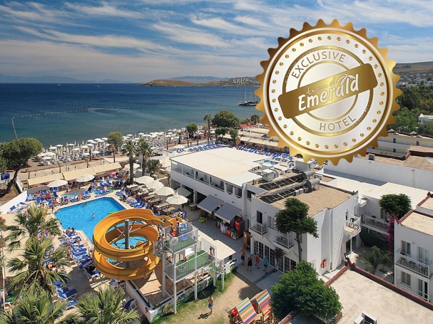 PETUNYA BEACH RESORT 4* - екзотични екскурзии и почивки в хотел