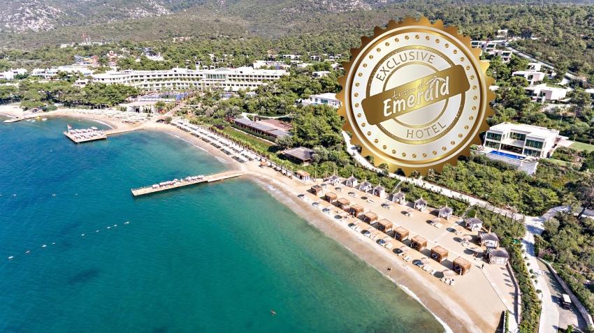 VOGUE HOTEL BODRUM 5* - екзотични екскурзии и почивки в хотел