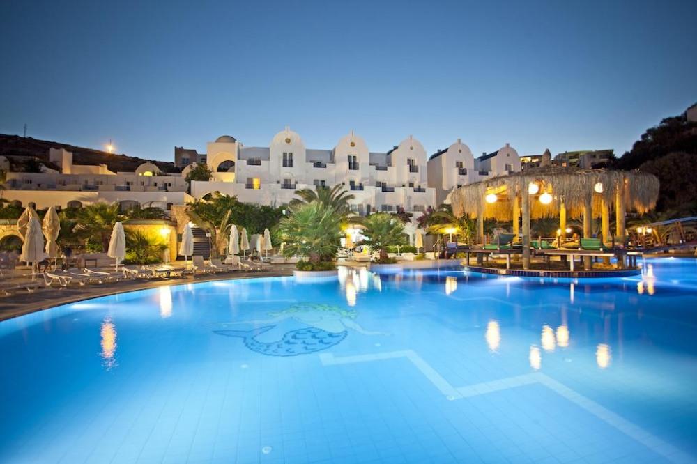 SALMAKIS BEACH RESORT & SPA 5 * - екзотични екскурзии и почивки в хотел