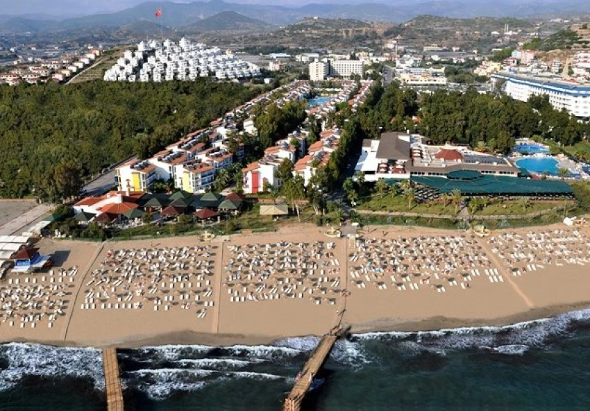GANITA HOLIDAY VILLAGE 4* - екзотични екскурзии и почивки в хотел