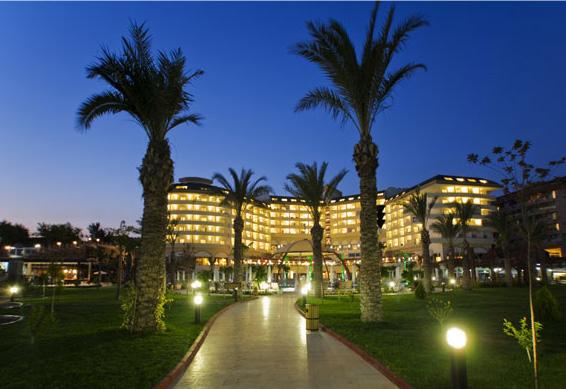 SAPHIR RESORT & SPA 5* - почивка в хотел на ниски цени