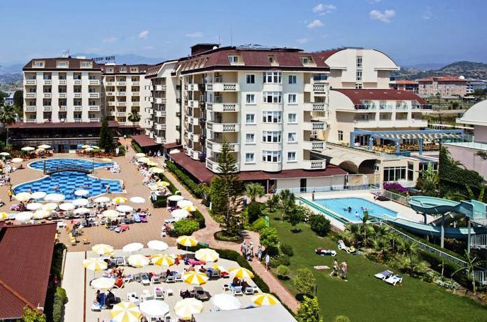 TITAN GARDEN HOTEL - 4* - почивка в хотел