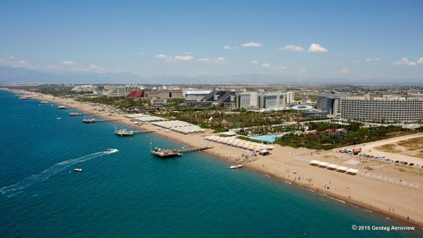 Лара - Лято 2018 Самолетна програма от Варна със 7 нощувки