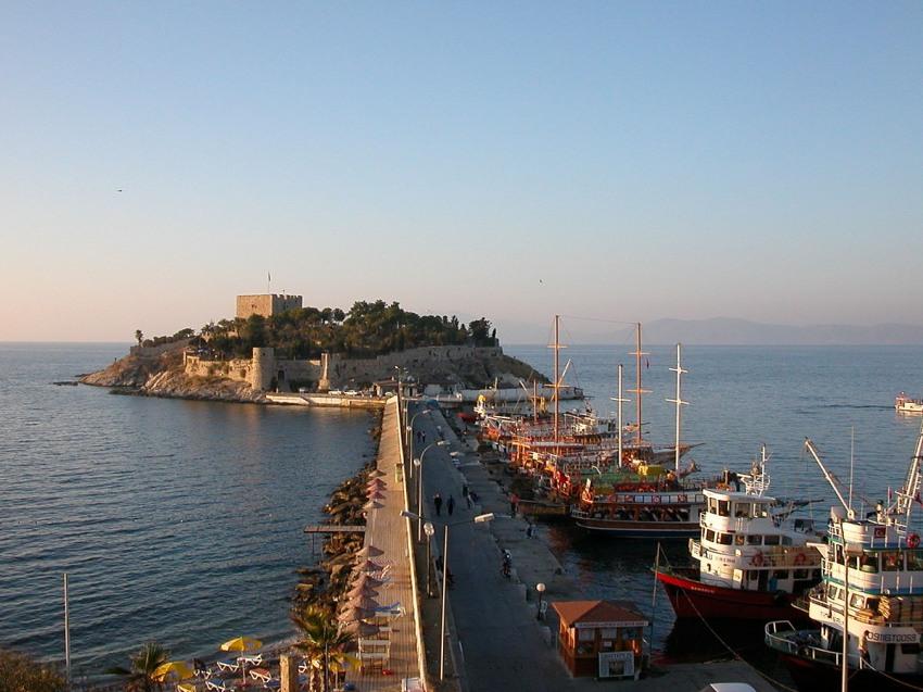 Кушадасъ - Лято 2019 Автобусна програма със 7 нощувки от Варна и Бургас
