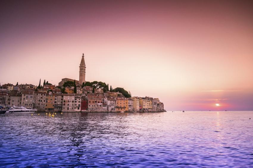 Хърватия - Скритите съкровища на Истрия  Комбинирана програма  автобус - самолет с 4 нощувки