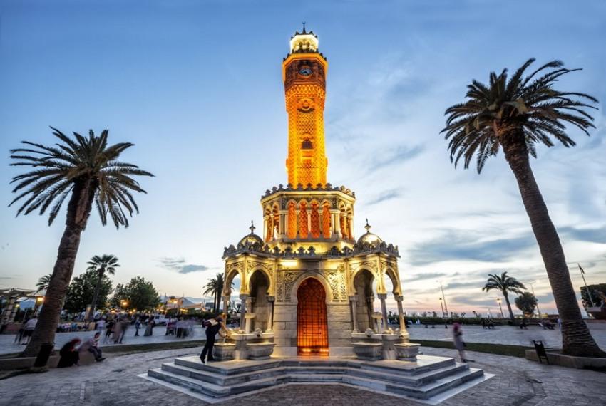 Екскурзия до Измир и Чешме - преди и сега Самолетна програма  от София със 7 нощувки