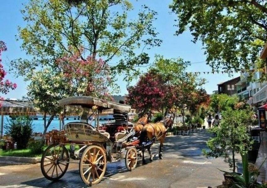 Септемврийски празници 2019 в Истанбул  2 нощувки с посещение на Принцови острови