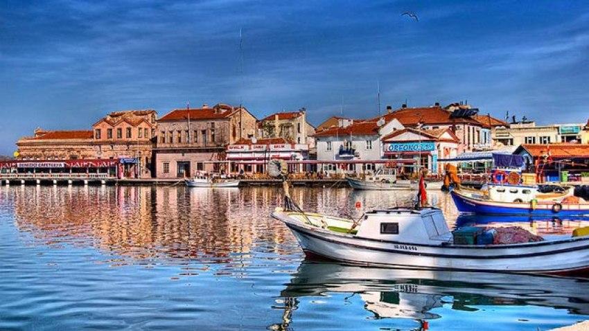 Ранни записвания Айвалък - Лято 2019 Автобусна програма от Варна - дневен преход с 8 нощувки