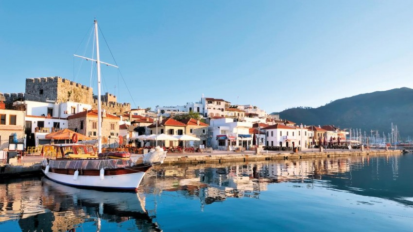 Мармарис - Лято 2018 Автобусна програма с 11 нощувки от Варна и Бургас