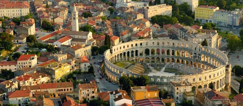 Хърватия - Очарованието на Истрия Комбинирана програма самолет - автобус с 4 нощувки